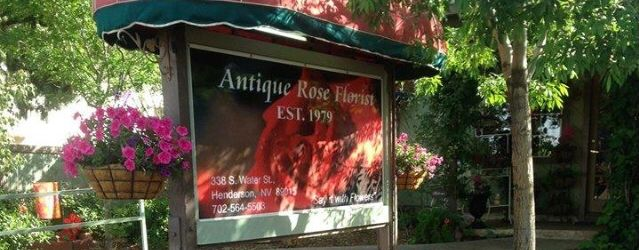Antique Rose Florist Party Planner In Henderson Nv 89015